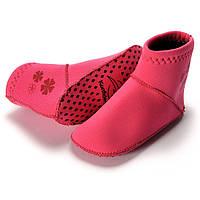 Неопреновые носки для бассейна и пляжа  Konfidence Paddler Pool & Beach socks - Pink 1-2 г (NS02-12/2