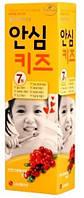 Детская безопасная зубная паста без фтора  LG Tech Safe kids - клюква, 80 гр (8801051056501)