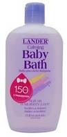 Детская пенка для ванны Lander успокаивающая  444 мл (813822011075)
