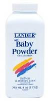 Детская присыпка Lander 115 г (813822010023)