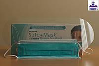 Маски защитные со щитком Safe+mask  Premier Pro-Shield Medicom