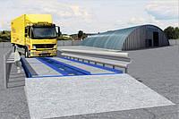 Весы автомобильные бетонные ВЕС-БЕТОН