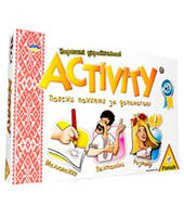 Активити Украинская версия (Activity Ukrainian Edition) настольная игра
