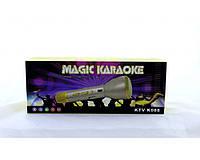 Микрофон с динамиком Magic Karaoke KTV-K088: аккумулятор 2600 мАч, динамик 5 Вт, Bluetooth