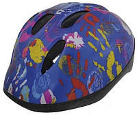 Шлем детский Bellelli HAND blue размер-M синий (HEL-94-06)