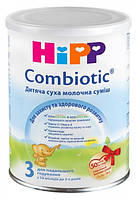 Детская сухая молочная смесь Hipp Combiotic 3  для дальнейшего кормления 350 гр.(9062300125617)