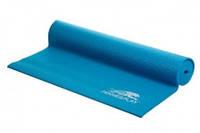 Коврик для фитнеса, йоги, пилатеса PowerPlay толщина 6мм