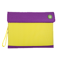 Клатч для планшета Upixel-Пурпурно-желтый  (WY-B010D)