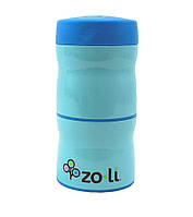 Термос для еды 2 отделения ZOLI THIS & THAT Blue (BF13TTB001)