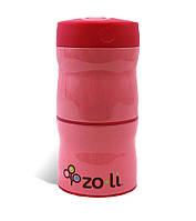 Термос для еды 2 отделения ZOLI THIS & THAT Pink (BF13TTP001)