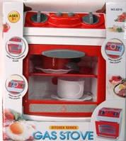 Детская печка с аксессуарами
