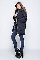 Зимняя куртка Finebabycat 05 синий