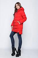 Зимняя куртка Finebabycat 05 красный