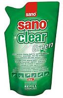 Средство Sano для мытья окон Green 750 мл (7290102990573)