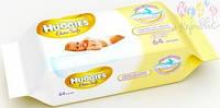 Салфетки влажные Huggies Ultra Elite Soft 64 шт (5029053534725)