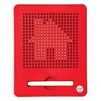 Магнитная доска для рисования, 3+ KID O цвет  красный