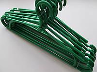 Вешалки пластиковые ЗИМА (н-р 10 шт)
