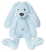 Мягкая игрушка Happy Horse крольчонок Риччи,  цвет голубой