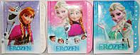 Блокнот детский А-6, на кодовом замке Frozen