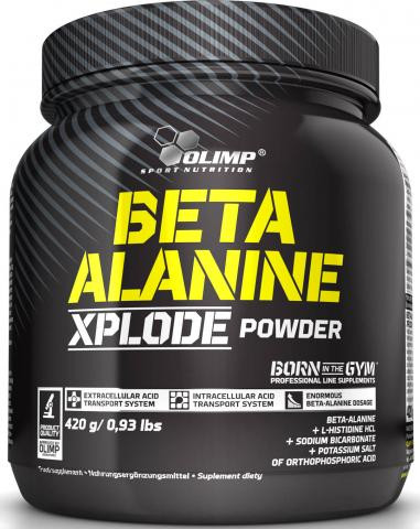 OLIMP Beta-Alanine Xplode 420 g