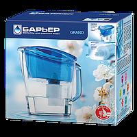 БАРЬЕР Гранд (4 литра) - бытовой фильтр кувшин для очистки воды! Очищенная питьевая вода всегда!
