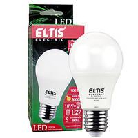 LED лампа 10 Ватт 3000К Е27 аналог лампы накаливания