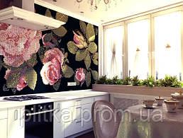 Мозаика в дизайне кухни.