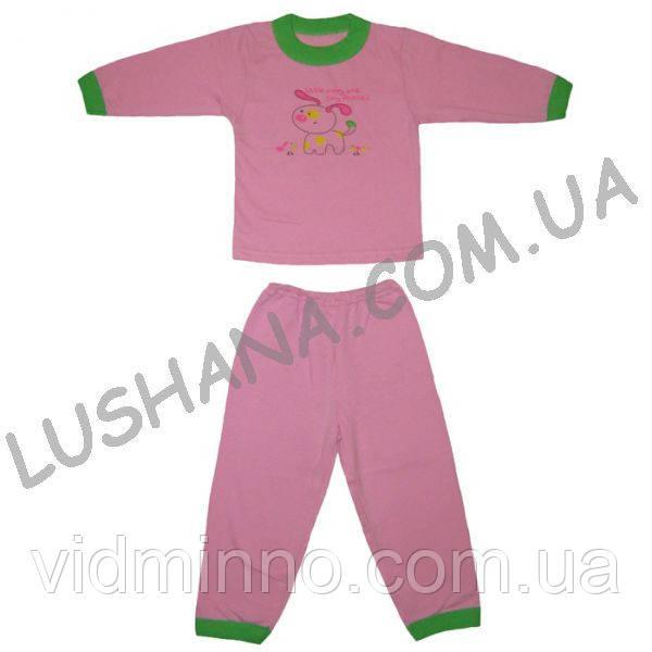 Пижама Аппликация на рост 80-86 см - Начёс