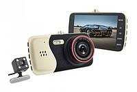 Автомобильный видеорегистратор Carcam T810 + выносная камера