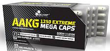 Olimp AAKG 1250 Extreme Mega Caps, 300 caps