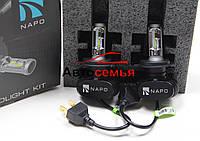 Комплект Led ламп NAPO model C G7 H4 6000K