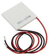Термоэлектрический охладитель Пельтье TEC1-12706 40x40