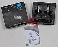 Комплект Led ламп NAPO model C G7 HB3 6000K