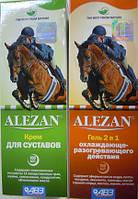 Гель-крем Алезан для суставов