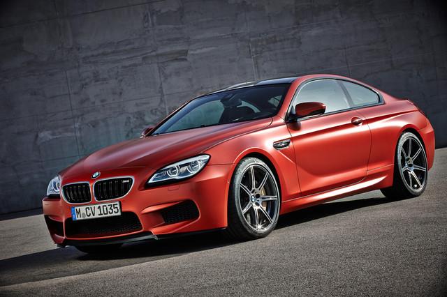 Диски и шины на BMW M series F 12