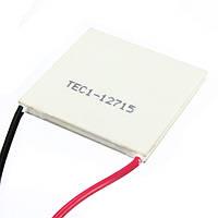 Термоэлектрический охладитель Пельтье TEC1-12715