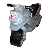 Трехколесный детский мотоцикл Я-МАХА 372 серый Орион