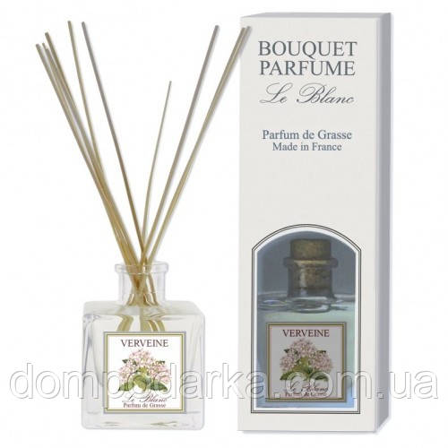 Диффузор тростниковый Вербена 50мл (LeBlanc France) Bouqet Parfume Verveine 50ml