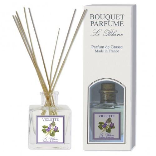 Диффузор тростниковый Фиалка 200мл (LeBlanc France) Bouqet Parfume Violette 200ml