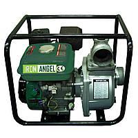IRON ANGEL WPG 80M Мотопомпа, 80 мм, 60 куб/час