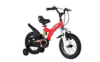 """Велосипед RoyalBaby FLYBEAR 16"""", красный"""