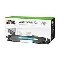 Картридж лазерный совместимый CANON 729, НР СE312A LBP-7018С, 7010С Yellow