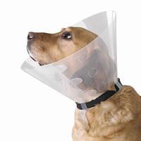 Конус ветеринарный (воротник) для кошек и собак 22-25 см