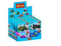 Конструктор игровой для детей COGO 4600-4603 Ассорти
