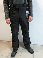 Горнолыжные мужские штаны Azimuth 7967 черные  код 104Б