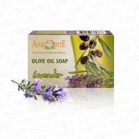 Натуральное оливковое мыло с Лавандой Aphrodite®   100 г