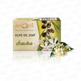 Натуральное оливковое мыло с Жасмином, 100 г Aphrodite®   100 г, фото 2
