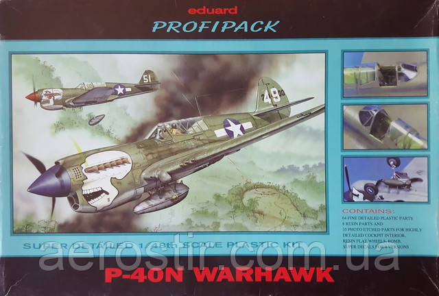 P-40N Warhawk 1/48 EDUARD 8036