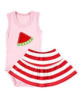Набор для младенцев HUDSON BABY Pink Watermelon