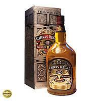 CHIVAS REGAL 12 лет 1 литр
